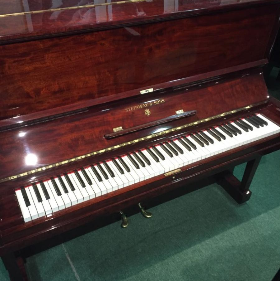 Stunning Steinway upright piano
